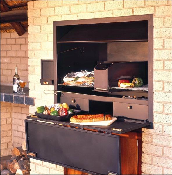 Sa Kitchen Designs: Braai Your Way