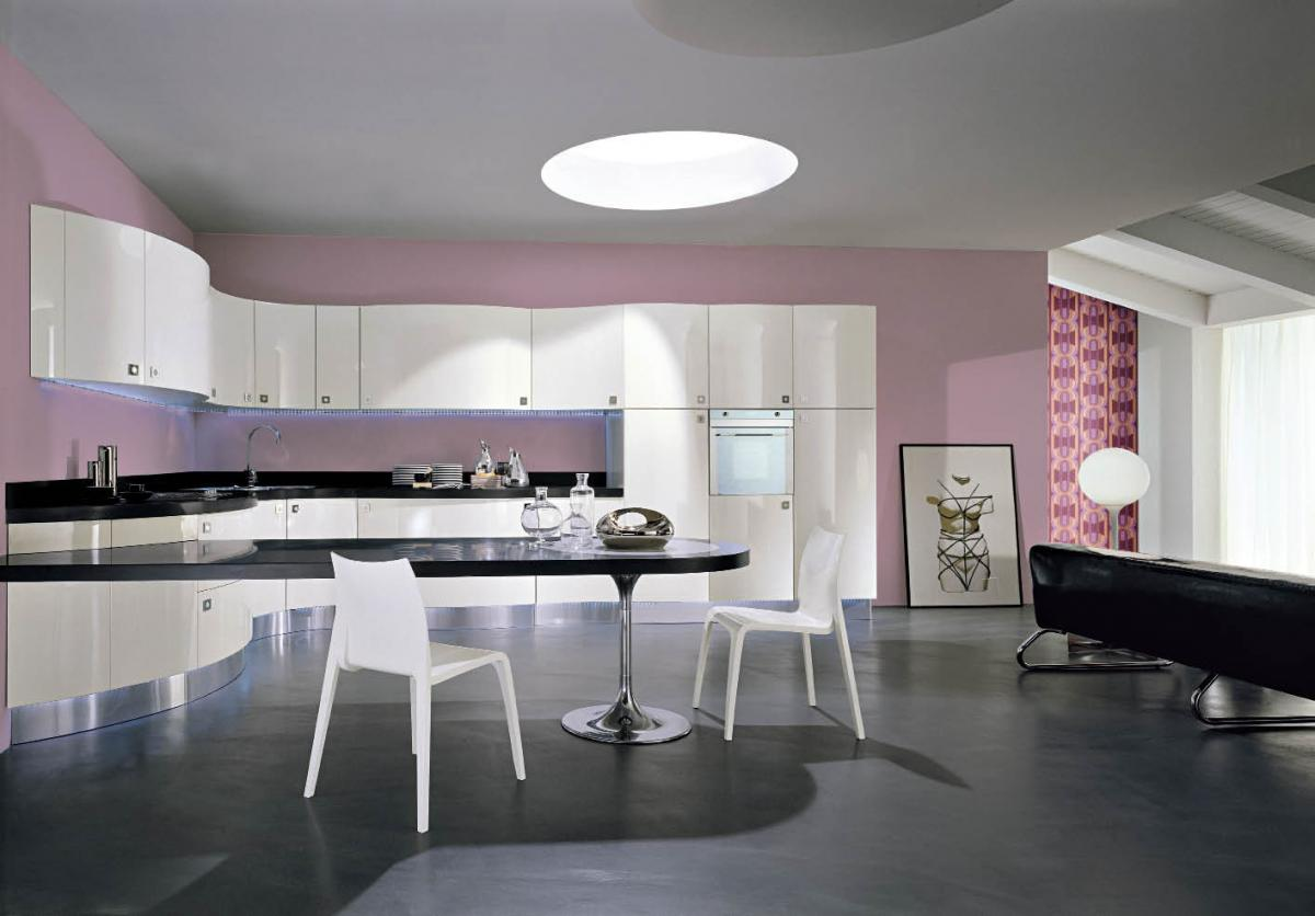 A splash of colour sa home owner for Sa company kitchen