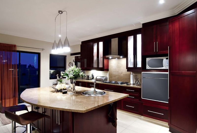 Tuscan luxury sa home owner for Kitchen designs centurion