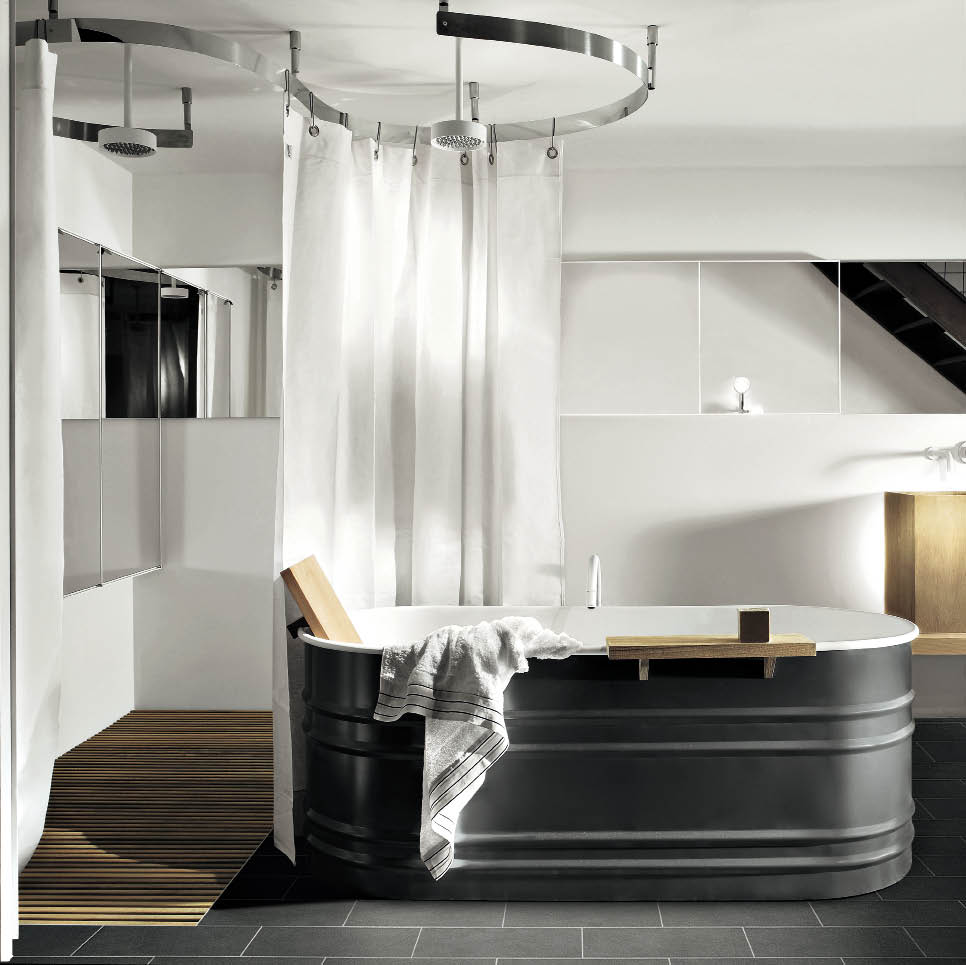 Bathroom Bling
