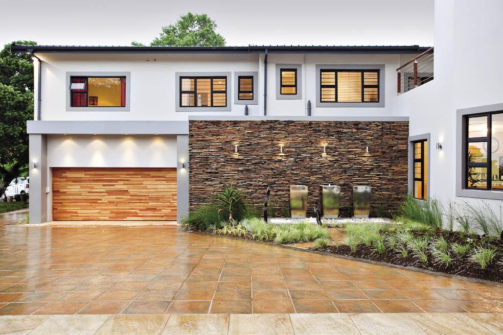 riveting revival renovated kwazulu natal home Formal Garden Cordyline formal tv room