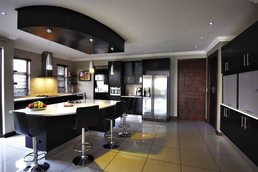 luxury johannesburg golf estate home