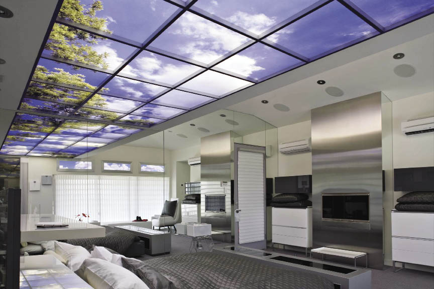 Фальш потолок фото