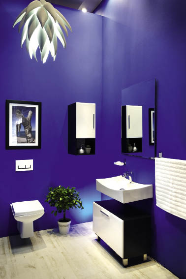 Colour your world for Bathroom bazzar