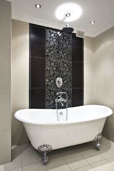 latest bathroom tile trends steam it up 19124