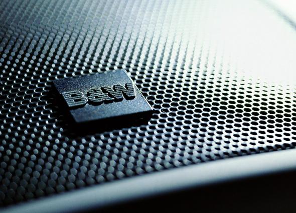 B & W Speaker