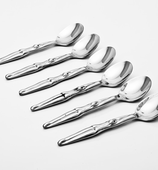 Carrol Boyes teaspoon set