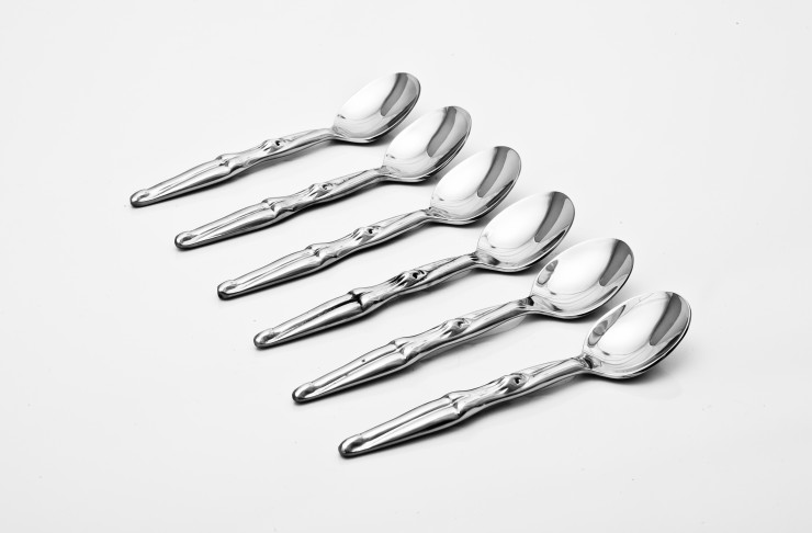 Carrol Boyes teaspoon set