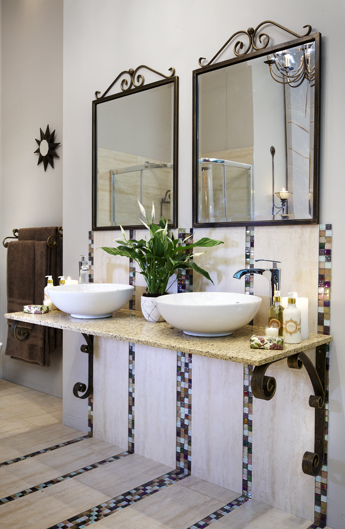 Get more bathroom for your buck for Bathroom bazzar