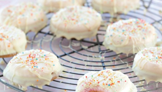 Fun filled cookies