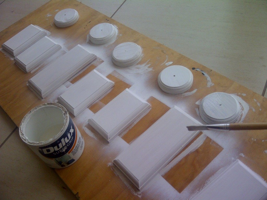 Let the painting begin!