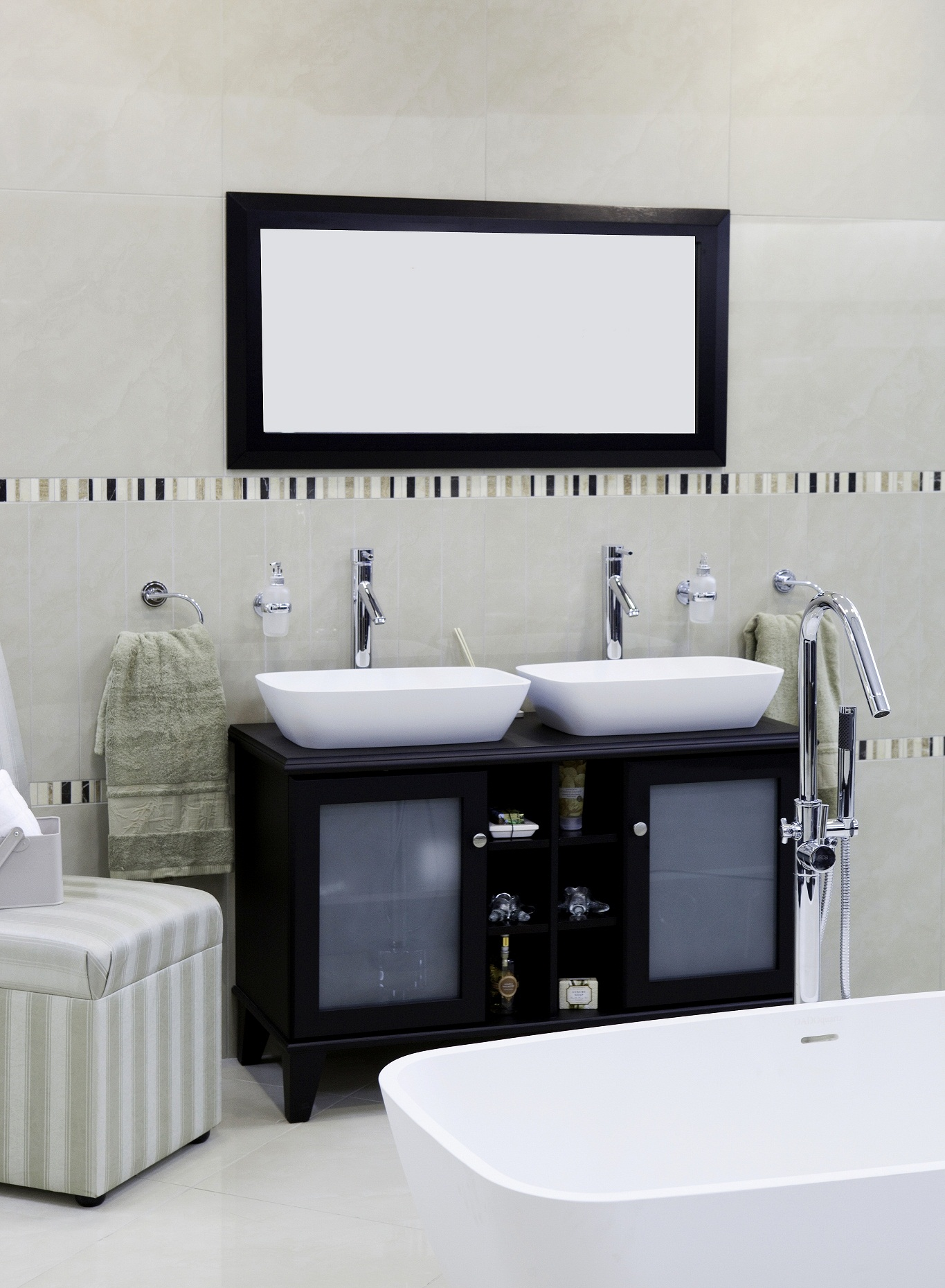Top bathroom trends for 2012