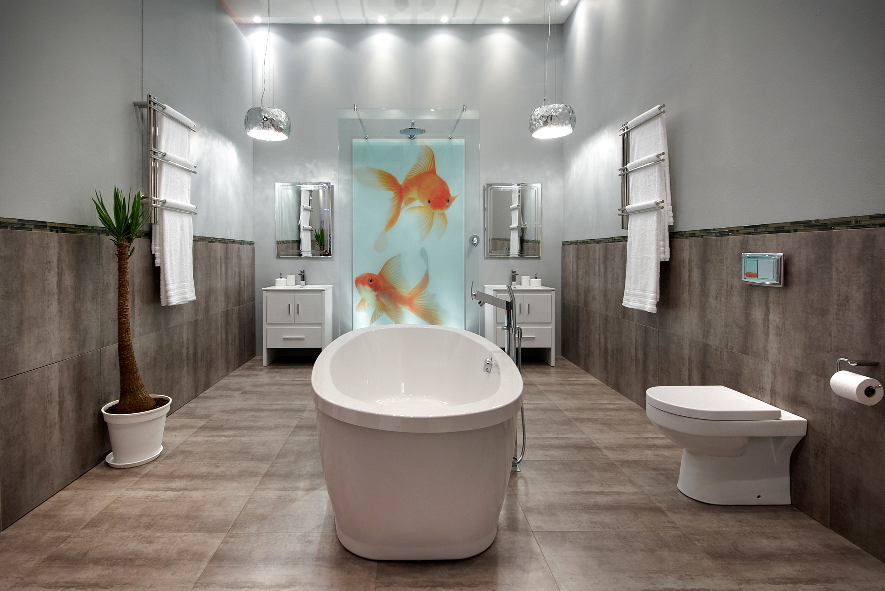 All about porcelain tiles for Bathroom bazzar