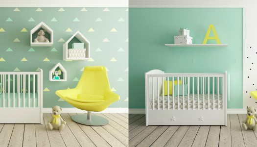 Nursery room essentials