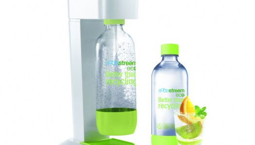 Keep it green with SodaStream