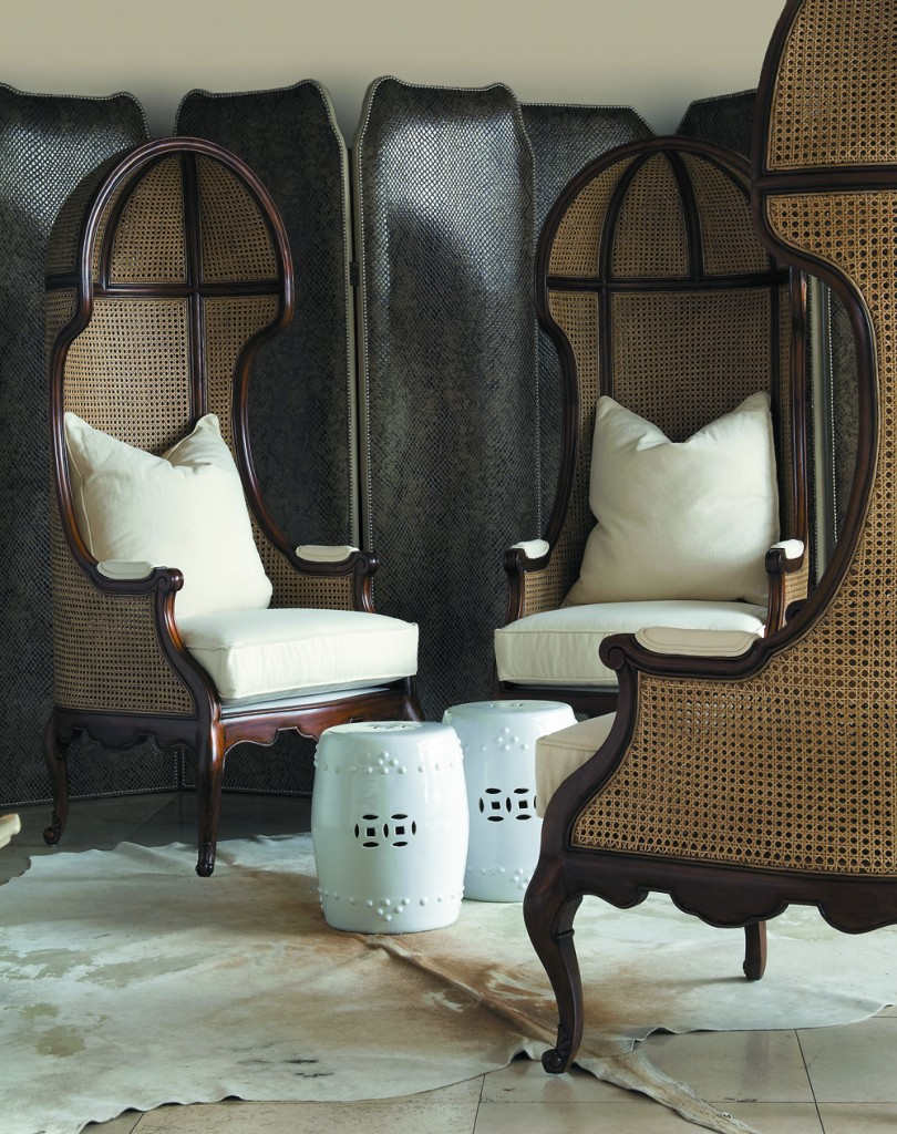 Griffiths & Griffiths solid mahogany furniture