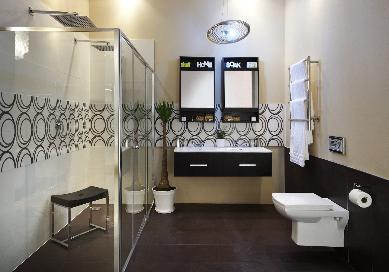 Top 10 bathroom trends for 2013 for Best bathroom styles