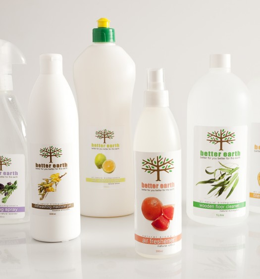 Better Earth Organic Household Products