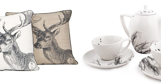Cushions and Cups & Plates