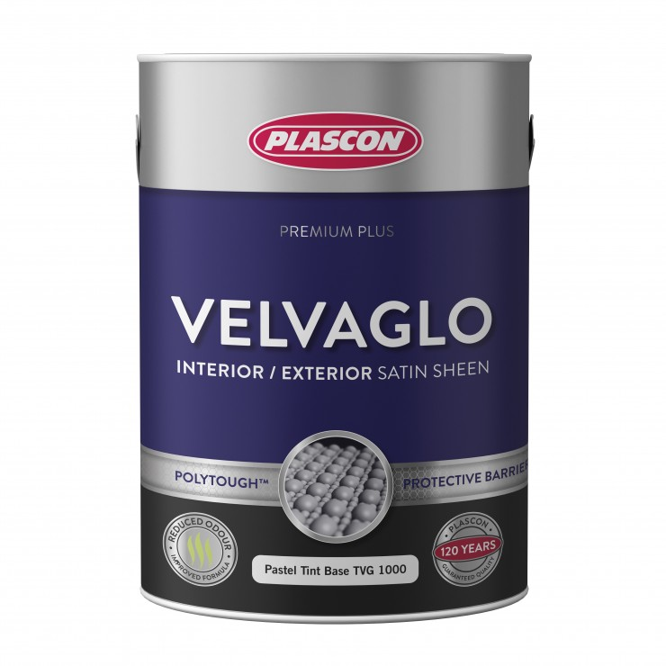 PLASCON Product Reduced Odour Velvaglo