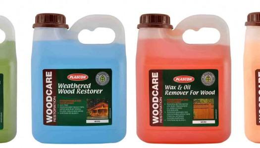 Plascon Woodcare Restoration range hamper giveaway