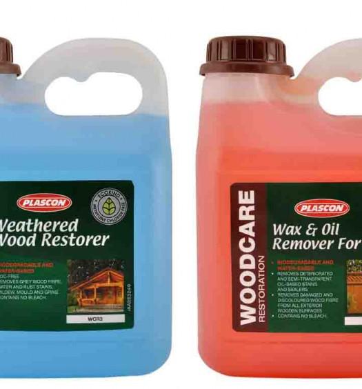 Plascon Woodcare Restoration range