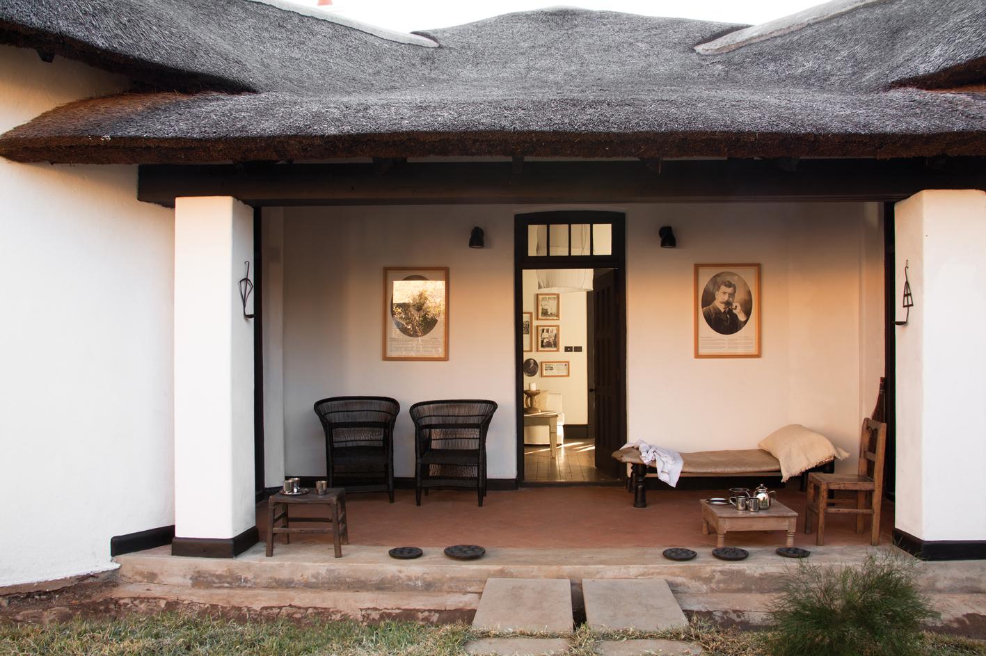 a visit to gandhi 39 s home. Black Bedroom Furniture Sets. Home Design Ideas