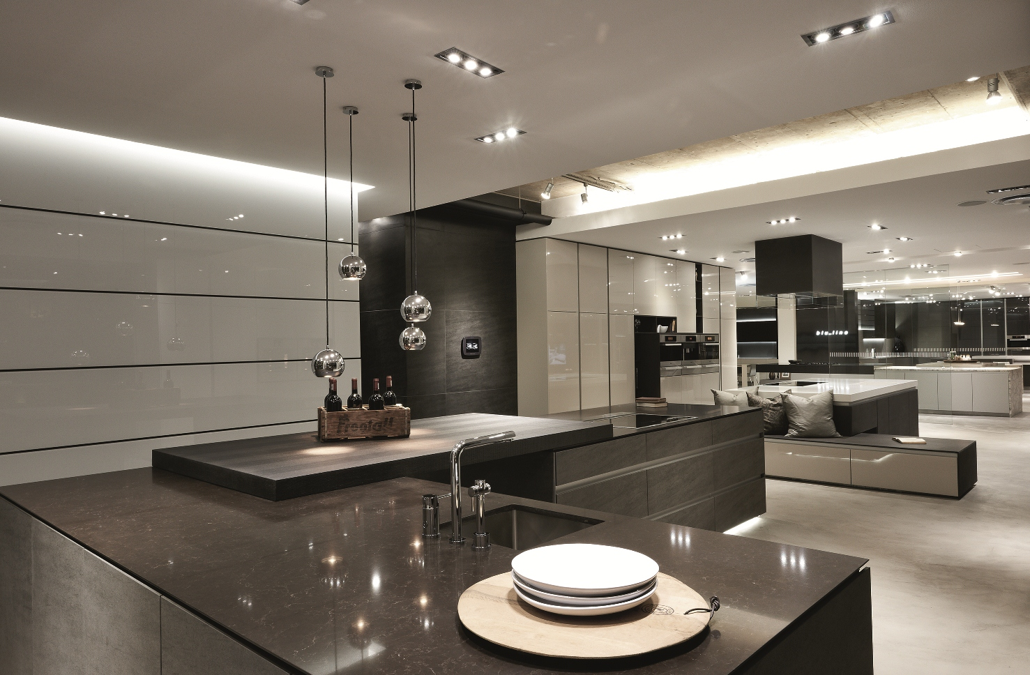 kitchen designs in johannesburg new blu line showroom at design quarter 4663