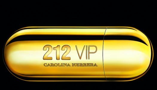 Carolina Herrera 212 VIP perfume giveaway