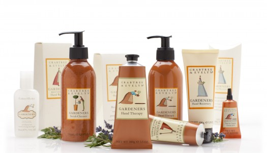 15 Years of Crabtree & Evelyn's The Gardeners Collection