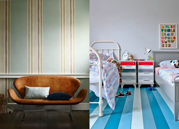 Images from left to right: www.zoffany.com and www.babble.com