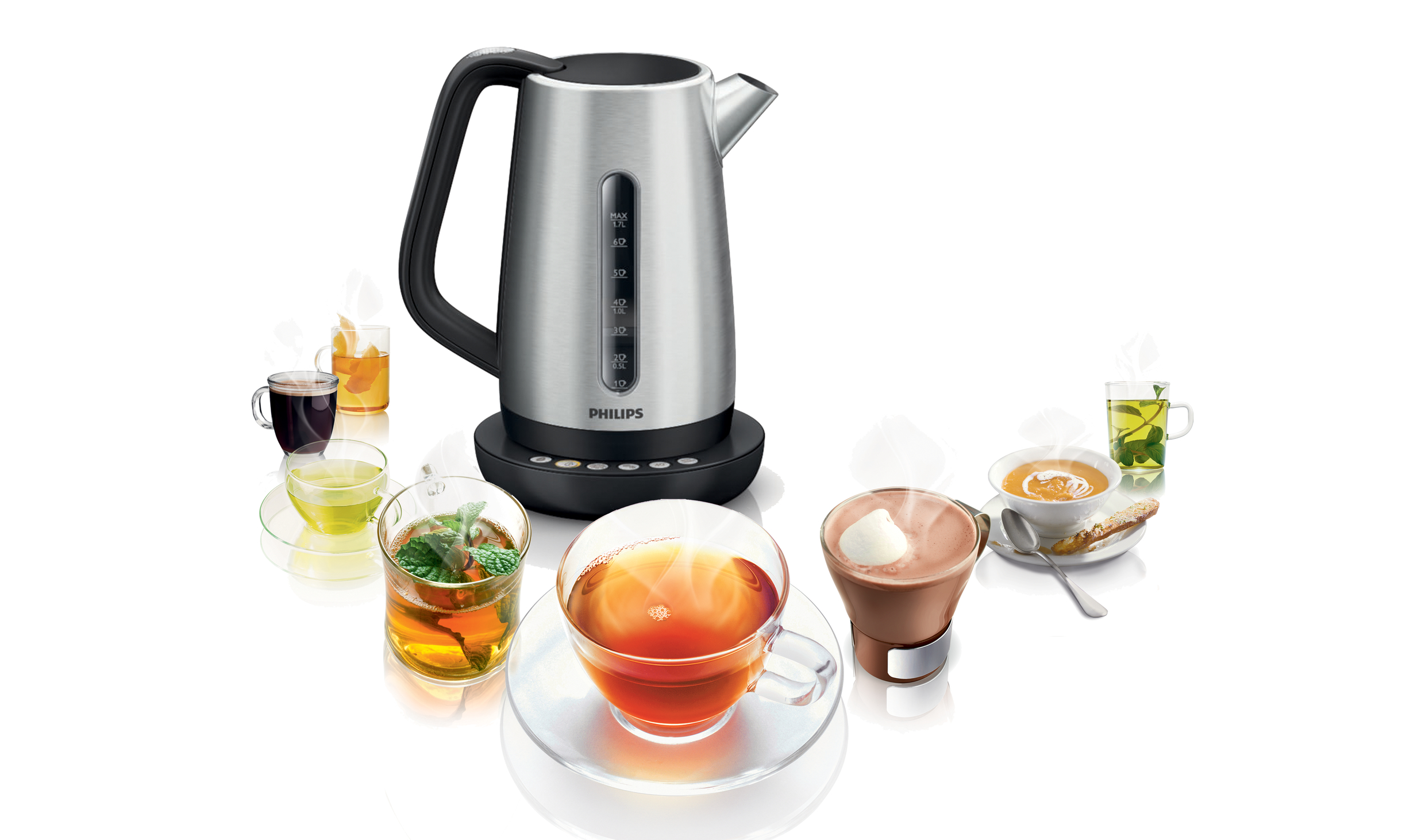 Philips new Avance Collection