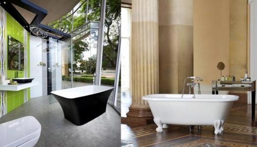 Baths as art