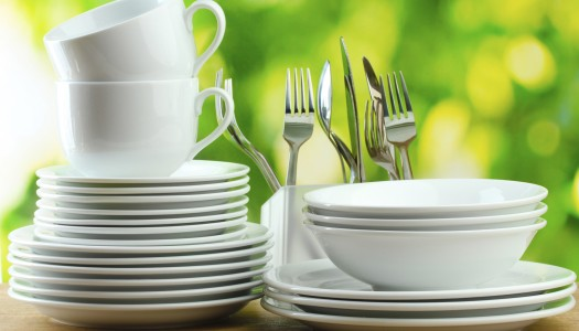 Choosing the right dinnerware