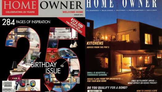SA Home Owner – Celebrating 25 Years