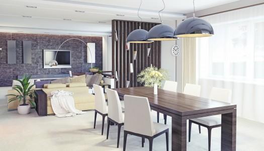 Chic dining room ideas