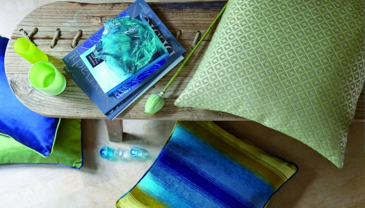 Join us for a no-sew cushion workshop
