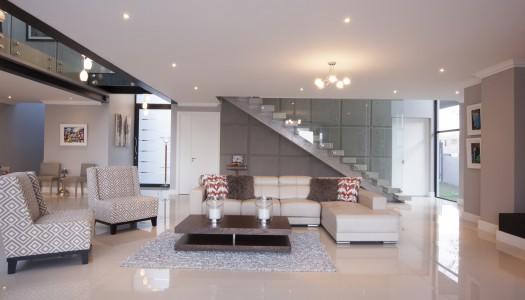 Modern, minimalist living