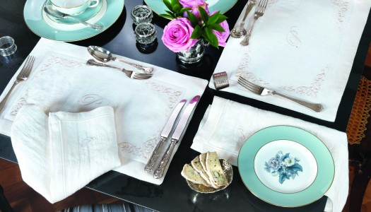 Polo Pure Linen Tableware Collection