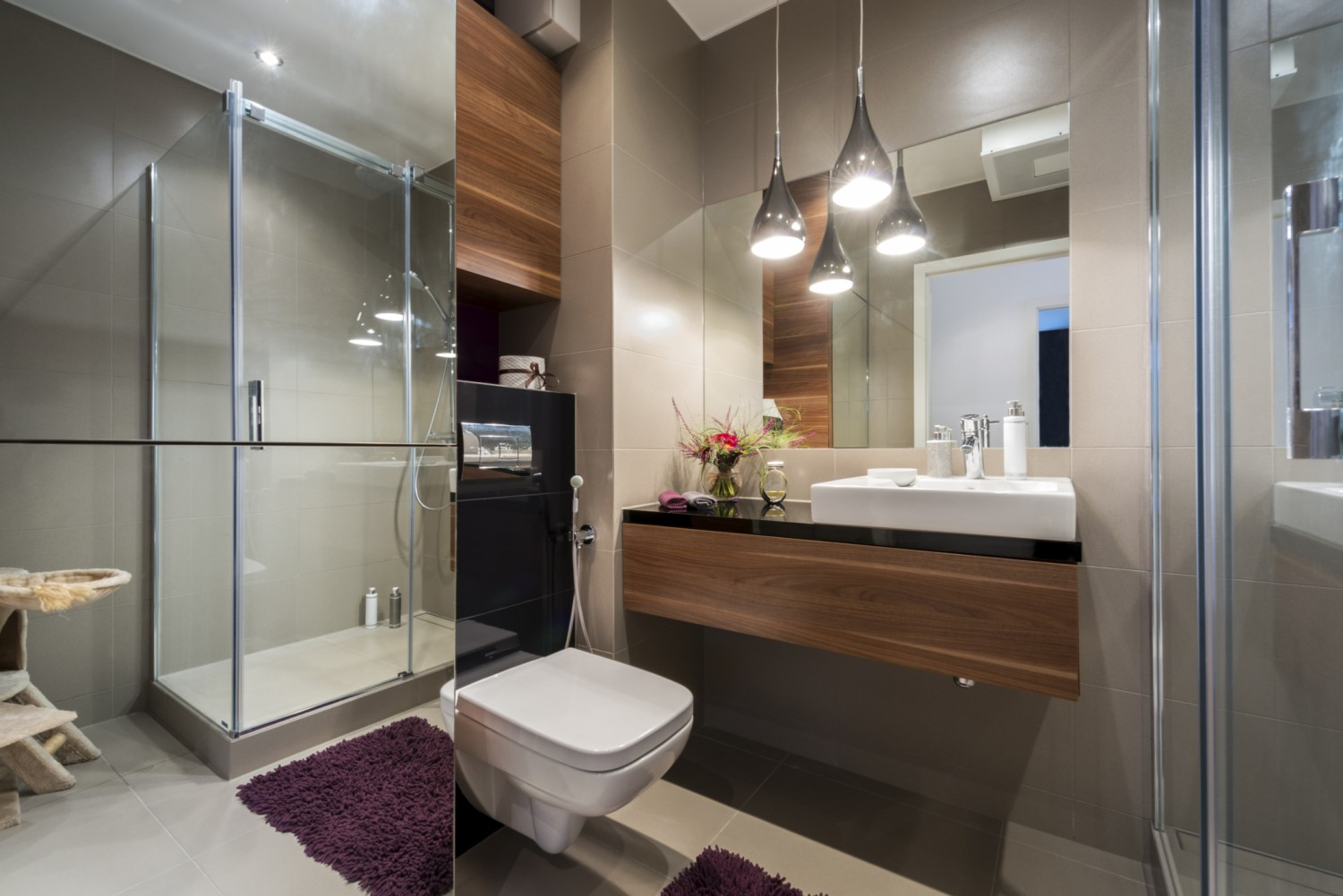 top bathroom trends for 2015