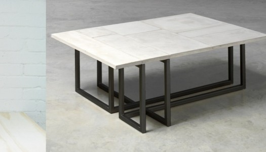 Trends we love: concrete products
