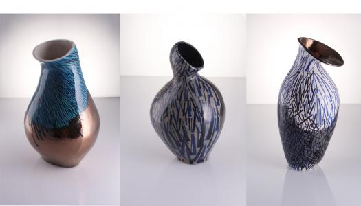 Sensational ceramics