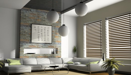 Blinds in the home