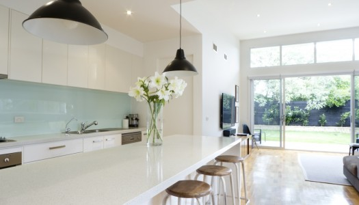 Lighting in the kitchen