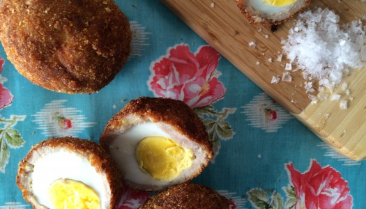 Easy Scotch eggs