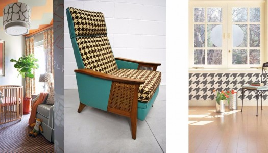 History of houndstooth