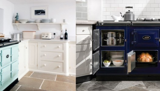 A stylish and functional cooker