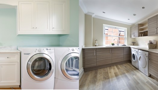 Must-haves for a laundry room