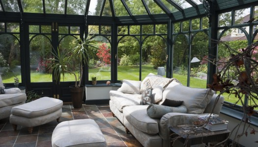 Stylish conservatories