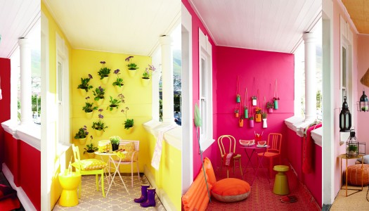 One room, four looks